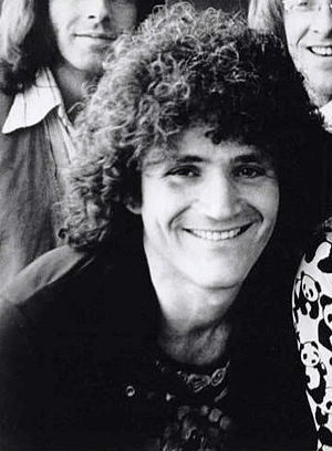 David Freiberg - Freiberg as a member of Jefferson Starship in 1976.