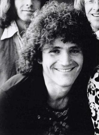 David Freiberg - Freiberg as a member of Jefferson Starship in 1976.