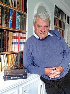 David Irving British author and historian