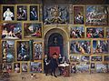 David Teniers - Gallery of the Archduke Leopold Willem in Brussels KMSKB.jpg