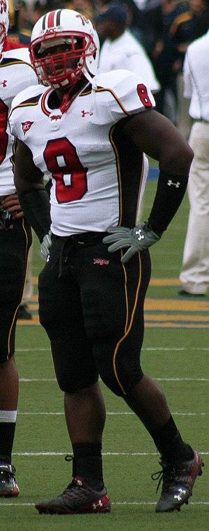 Davin Meggett - Meggett with Maryland