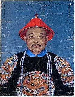 Khong Tayiji of the Dzungar Khanate