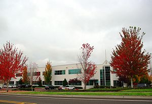 DeMarini - Company headquarters in Hillsboro, Oregon