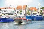 De GEOSURVEYOR III heeft gebunkerd in de haven van Zierikzee (01).JPG