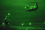 Defence Imagery - Helicopters landing aboard HMS Illustrious 01.jpg