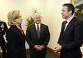 Defense.gov News Photo 101014-F-6655M-006 - Secretary of State Hillary Clinton Secretary of Defense Robert M. Gates and NATO Secretary General Anders Fogh Rasmussen meet together at NATO.jpg