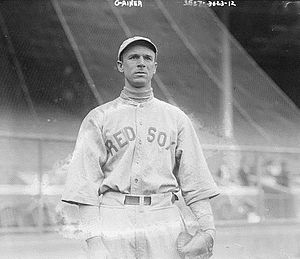 Del Gainer - Del Gainer with the Boston Red Sox