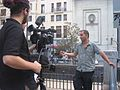 Demian Recio (Ô Paradis) interviewed in Madrid.jpg