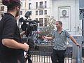 Demian Recio (Ô Paradis) interviewed in Madrid.jpg