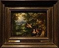 Den Haag - Mauritshuis - Jan Brueghel (I) (1568-1625) & Hans Rottenhammer (1564-1625) - Rest on the Flight into Egypt c. 1595.jpg