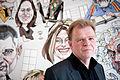 Den Islandska forfattaren Einar Mar Gudmundsson vid ett litteraturseminarium i Oslo 2011-04-11.jpg