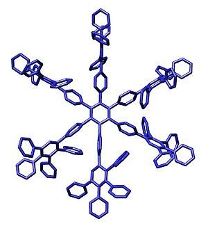 Macromolecule - Image: Dendrimer Chem Eur J 2002 3858