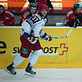 Denis Grebeshkov - Switzerland vs. Russia, 8th April 2011 (1).jpg