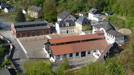 Denkmalareal Sayner Hütte
