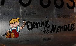 Dennis the Menace nose art.jpg