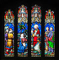 Derry St Columb's Cathedral South Aisle Sir Robert Alexander Ferguson Memorial Window 2013 09 17.jpg
