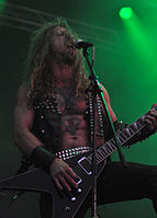 Deströyer 666 at Party.San Metal Open Air 2013 17.jpg