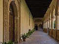 Detail cloister Monastery San Hieronimo, Granada, Andalusia, Spain.jpg