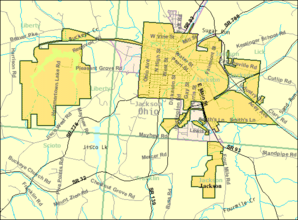 Detailed map of Jackson, Ohio.png