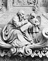 details van de preekstoel - amsterdam - 20012463 - rce