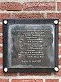 Deurne Monument aan de Helmondsingel Lancaster LM718.jpg