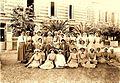 Devant le château de Chanteloup, août 1915 01.jpg