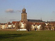 Deventer, with the Lebuinus Church