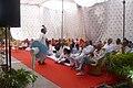 Devotee dancing to Bavji Chatur Singhji's bhajan.jpg