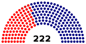 Dewan Rakyat Seats as of 6th May 2013.png