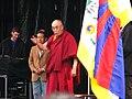 Die Schweiz für Tibet - Tibet für die Welt - GSTF Solidaritätskundgebung am 10 April 2010 in Zürich IMG 5703.JPG