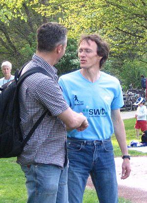 Dieter Baumann - Baumann in 2006