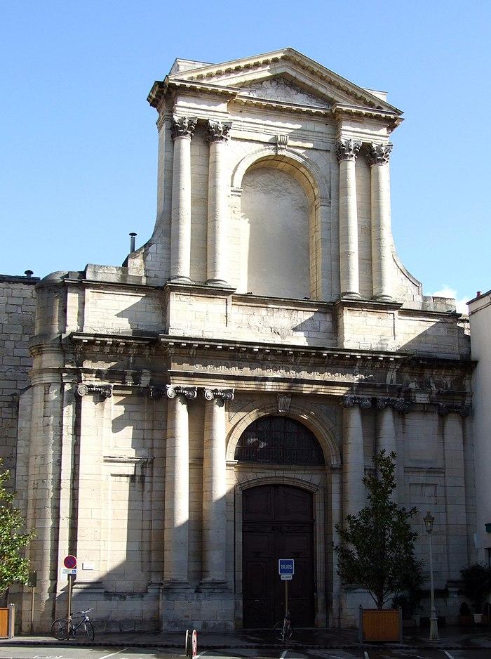 Eglise Saint Etienne Ancienne Monument Historique