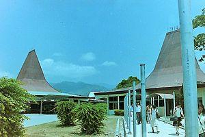 Nicolau dos Reis Lobato - Image: Dili International Airport