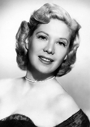 Dinah Shore - Publicity photo, 1951