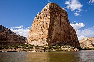 Steamboat Rock (Colorado)