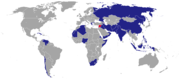 Diplomatic missions of Syria