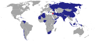 Diplomatic missions of Syria Diplomatic missions of Syria.png