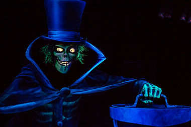 List Of Haunted Mansion Characters Wikipedia