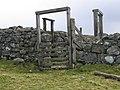 Disused sheepfold at Leataidh (Leatty) - geograph.org.uk - 970957.jpg