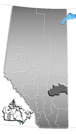 Division No. 7, Alberta Location.png