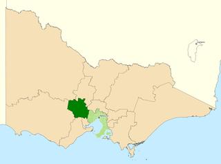 Division of Ballarat Australian federal electoral division