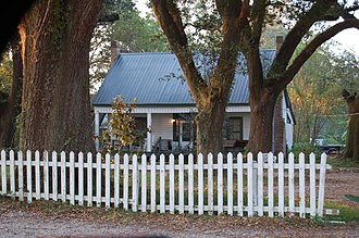 National Register of Historic Places listings in Ascension Parish, Louisiana - Image: Dixon House