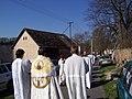 Dobrš, Velikonoce 2009, tridentská mše (14).jpg