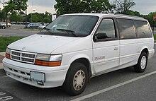 1994 1995 Dodge Grand Caravan Es Awd