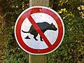 Dogs defecating prohibition sign 1296.jpg