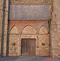 Dol-de-Bretagne (35) Cathédrale Façade ouest 03.jpg
