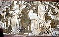 Domenico Beccafumi (disegno), Mosé fa scaturire l'acqua dalla rupe di Horeb, 1524-25, 06.JPG
