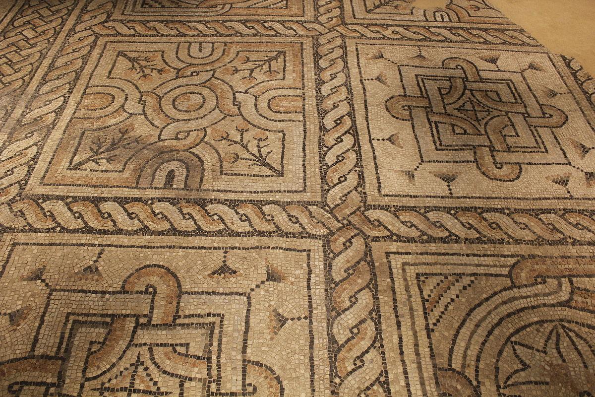 Domus dei tappeti di pietra - Wikipedia