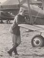 Don Stroud with Lynn Garrison's aircraft during filming.png