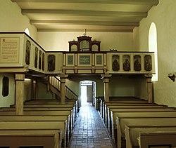 Dorfkirche Casekow 2019 Interior W.jpg